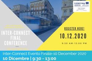 Evento finale del progetto europeo Inter-Connect