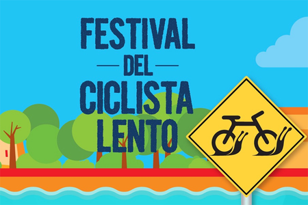 Festival del ciclista lento
