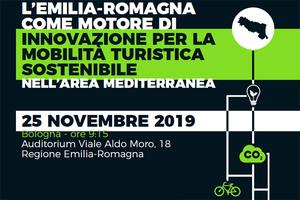 L'Emilia-Romagna come motore di innovazione per la mobilità turistica sostenibile nell'area mediterranea