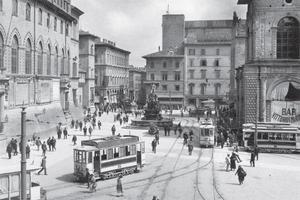 """Mostra """"Cent'anni di trasporto cittadino, dall'omnibus all'autobus"""""""