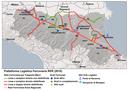 traffico ferroviario piattaforma