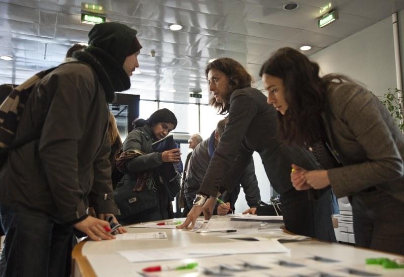 Accoglienza dei partecipanti