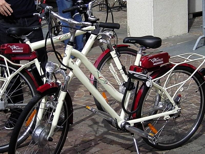 Biciclette Mobility management