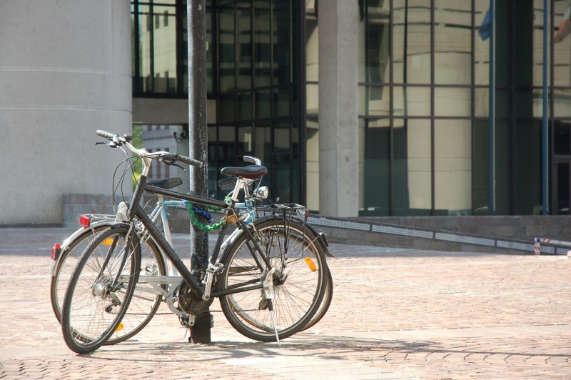 Biciclette - Piazza Imbeni