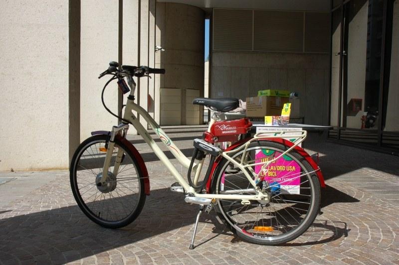 Bici Mobility management