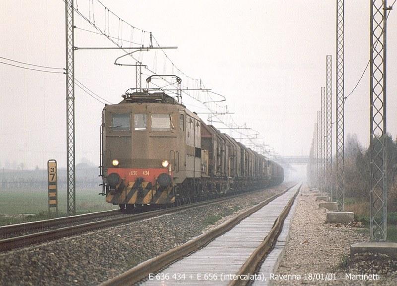 E 636 434 - Ravenna, gennaio 2001