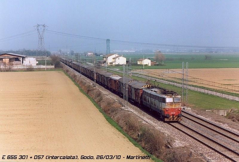 E 655 301 - Godo (RA), marzo 2010