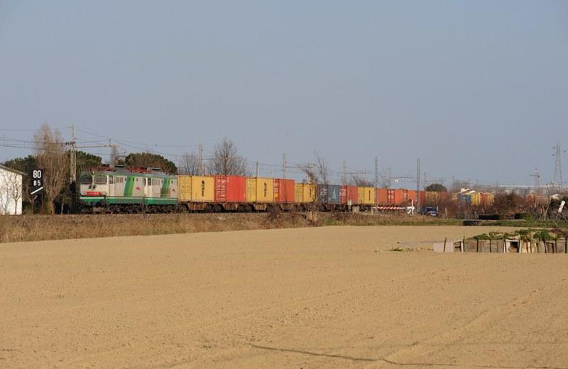 E 640 131 ER - Ravenna, marzo 2012