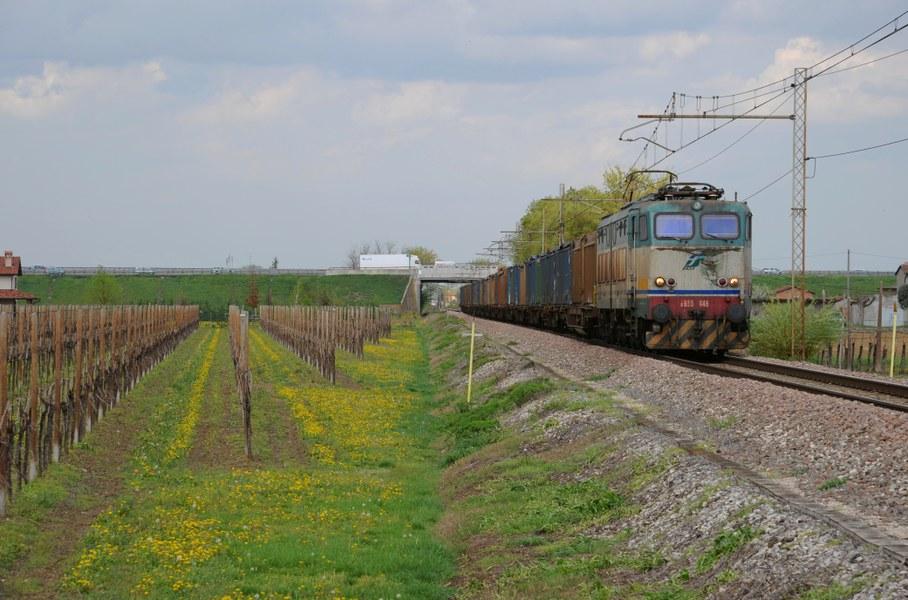 E 655 446 - Solarolo (RA), aprile 2012
