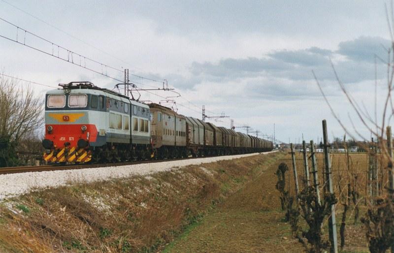 E656-E636 - Ravenna, marzo 1999