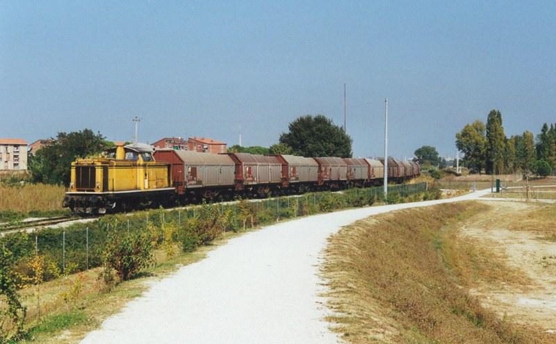 V100 - Ravenna, settembre 2000