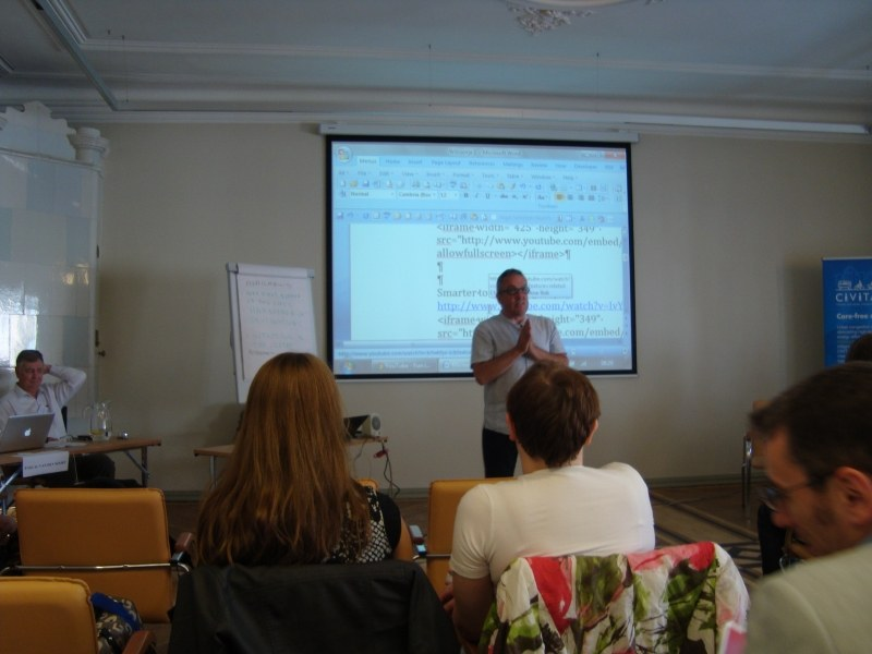 Tallin (Estonia), giugno 2011