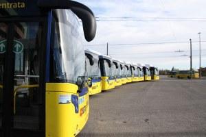 Modena, da gennaio 2019 sulla rete urbana 20 nuovi bus a metano