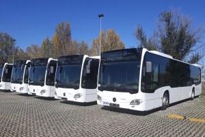 Tper, presto in servizio 28 nuovi autobus ibridi