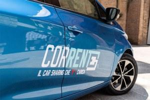 "Car sharing elettrico, a Bologna arriva ""Corrente"""