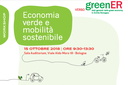 Economia verde e mobilità sostenibile, un workshop in Regione