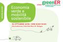 Economia verde e mobilità sostenibile, un workshop in Regione