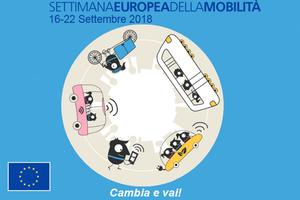 """""""Cambia e vai"""": dal 16 al 22 settembre torna la settimana europea della mobilità"""