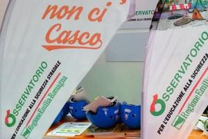 Parte la nuova edizione della campagna regionale per promuovere l'uso del casco in bicicletta per i bambini
