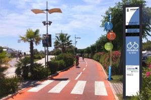 Misano Adriatico, presto una nuova segnaletica per valorizzare i percorsi ciclabili