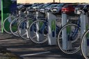 Parma, inaugurate sette nuove postazioni di bike sharing
