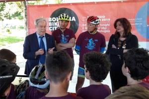Bologna, giornata di festa al corso di mountain bike di sabato 1 giugno