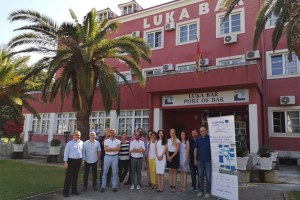 Inter-Connect fourth project meeting in Bar