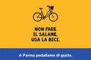 """Mobilità sostenibile, a Parma """"Pedaliamo di gusto"""""""