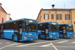 Piacenza, in arrivo tre nuovi bus per il servizio extraurbano