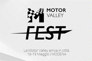 Motor Valley Fest, a Modena dal 16 al 19 maggio il primo festival della 'terra dei motori'