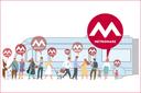 Metromare, inaugurata la nuova linea di trasporto pubblico che collega Rimini e Riccione