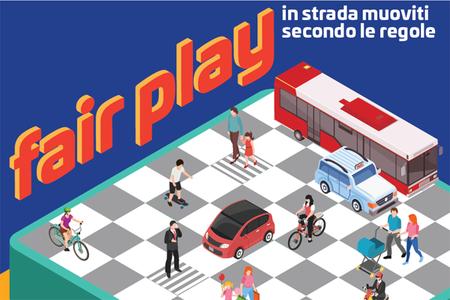 """Sicurezza stradale, in Emilia-Romagna si viaggia con """"Fair Play"""""""