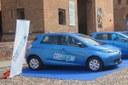 """A Ferrara una ventina di aree di sosta per le auto del car sharing elettrico """"Corrente"""""""