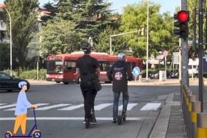 Monopattini elettrici sì, rispettando le regole del Codice della strada