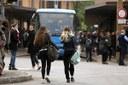 Trasporti, in Emilia-Romagna mezzi pubblici pieni a metà, come prevedono le norme