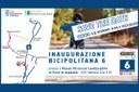 Bicipolitana bolognese, sabato 19 giugno l'inaugurazione della linea 6 nell'Unione Reno Galliera