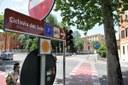Ciclovia del Sole, la segnaletica sul percorso provvisorio conduce fino alla Tangenziale delle bici di Bologna
