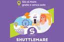 ShuttleMare, via al nuovo servizio sperimentale gratuito per andare dalla città al mare