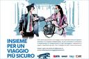 Insieme per un viaggio più sicuro: via alla campagna informativa del trasporto pubblico