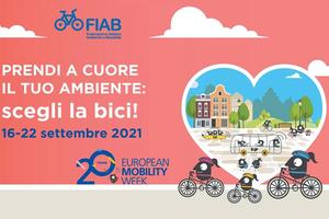 """""""Muoviti sostenibile…e in salute"""": torna la Settimana europea della mobilità"""