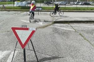 Lezioni educazione stradale - attività a San Lazzaro