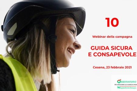 Webinar n. 10 - Cesena, 23 febbraio 2021