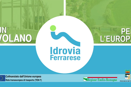 Idrovia Ferrarese, un volano per l'Europa (in italiano, senza audio)