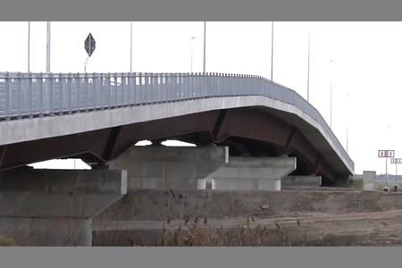 Inaugurazione nuovo ponte di Valle Lepri - gennaio 2015