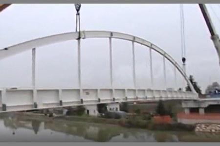 Inaugurazione ponte di Migliarino - Telestense - marzo 2015 - prima parte