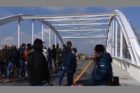 Inaugurazione ponte di Migliarino - TGR - marzo 2015