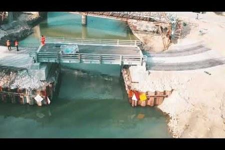 Ponte Bardella - marzo 2021